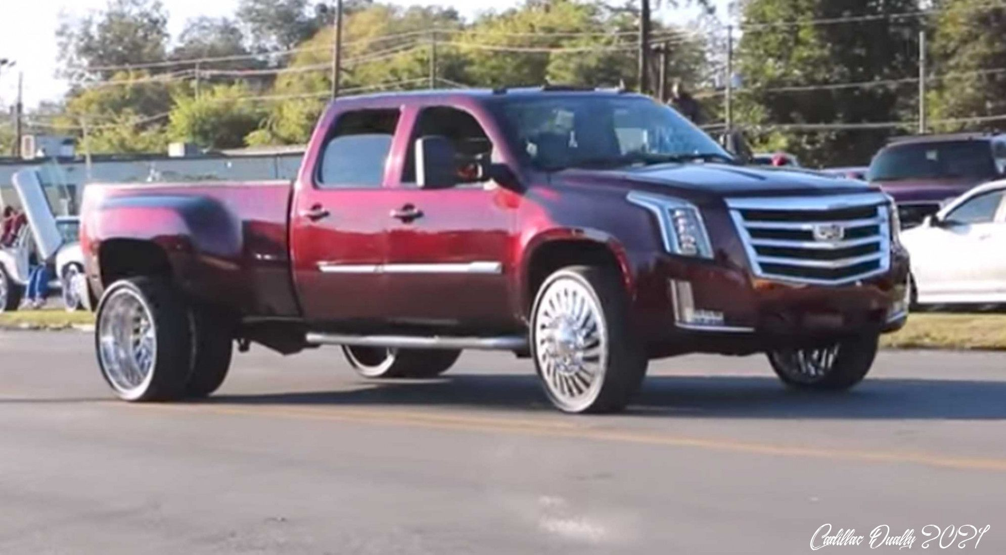 Overview Cadillac Dually 2021