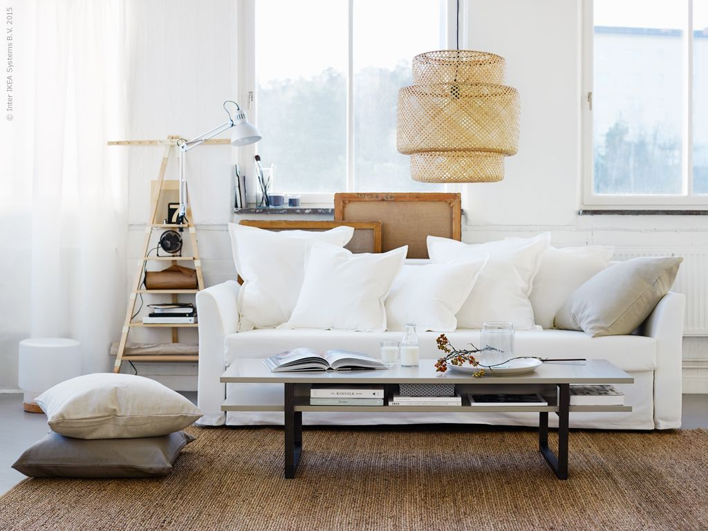Living Room Inspiration NEW Holmsund 3 Seat Sofa Bed Covers