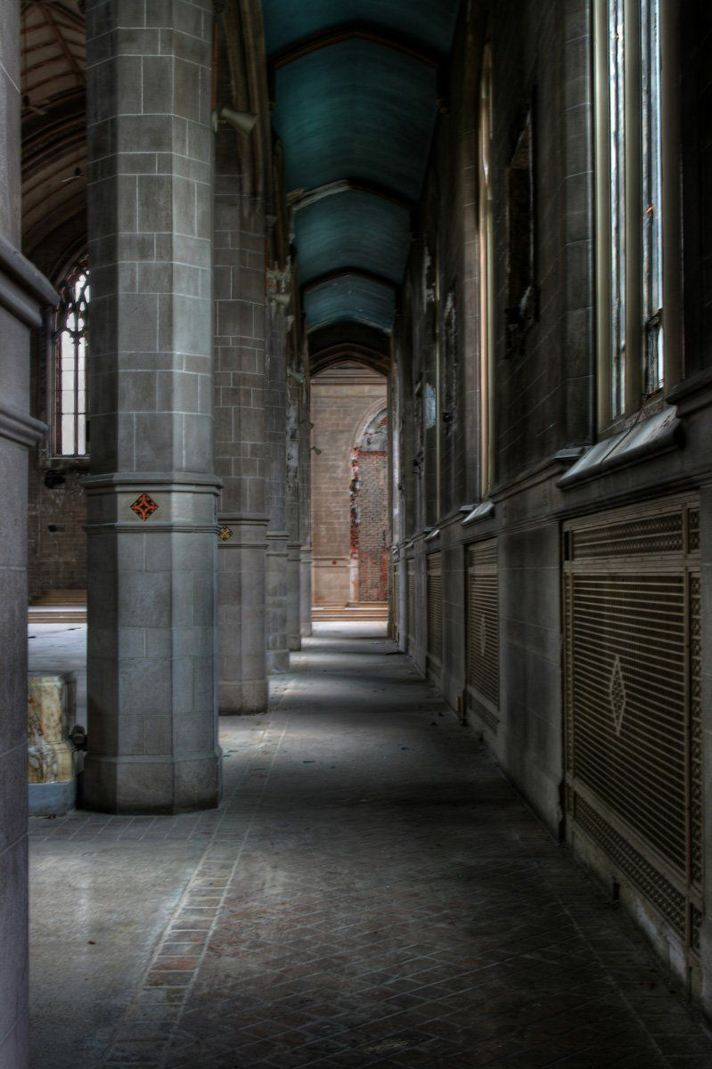 La historia detrás del abandono - Detroit