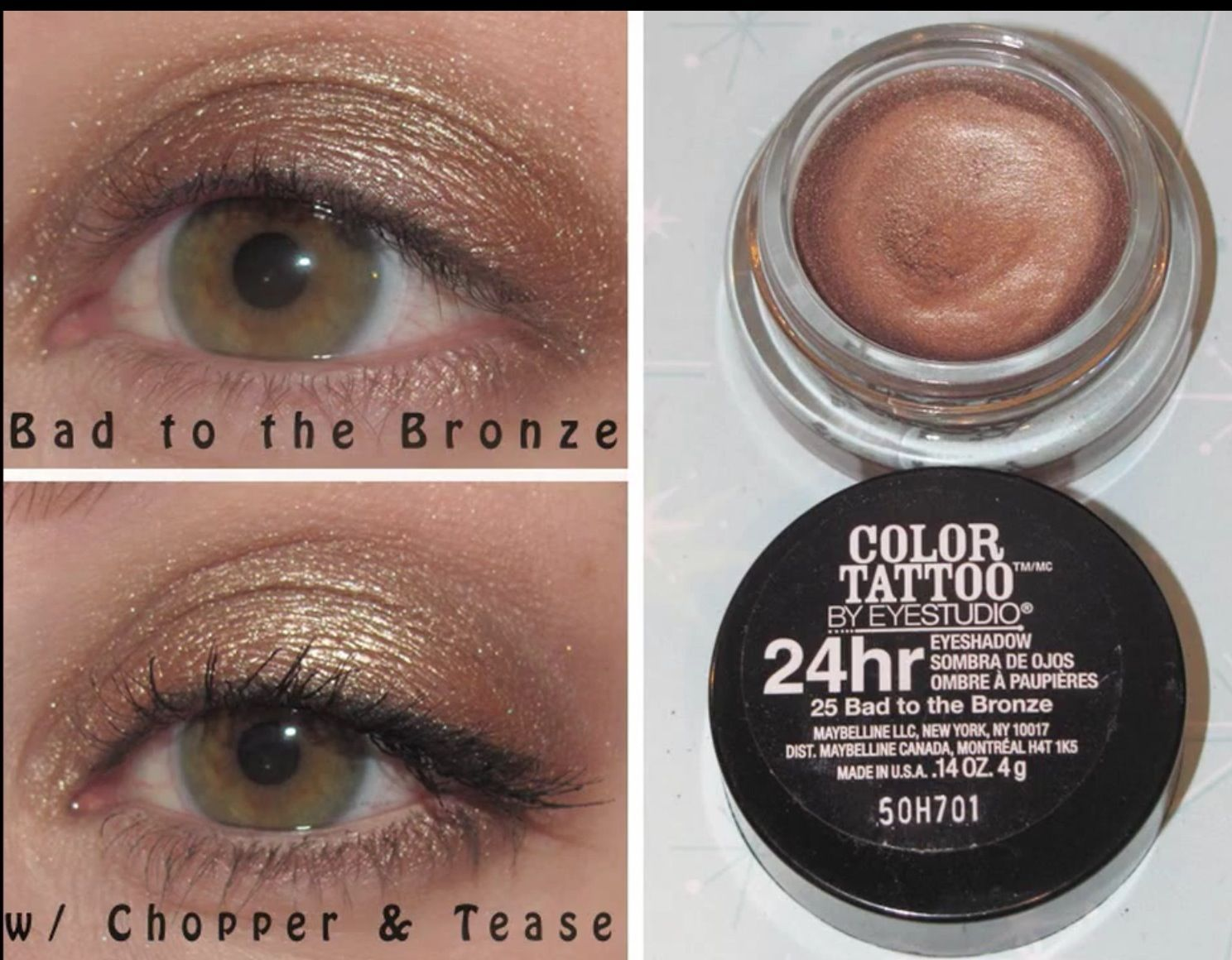 Pin By Angie Gonzalez On Makeup Maybelline Color Tattoo Maybelline Color Maybelline Eyeshadow