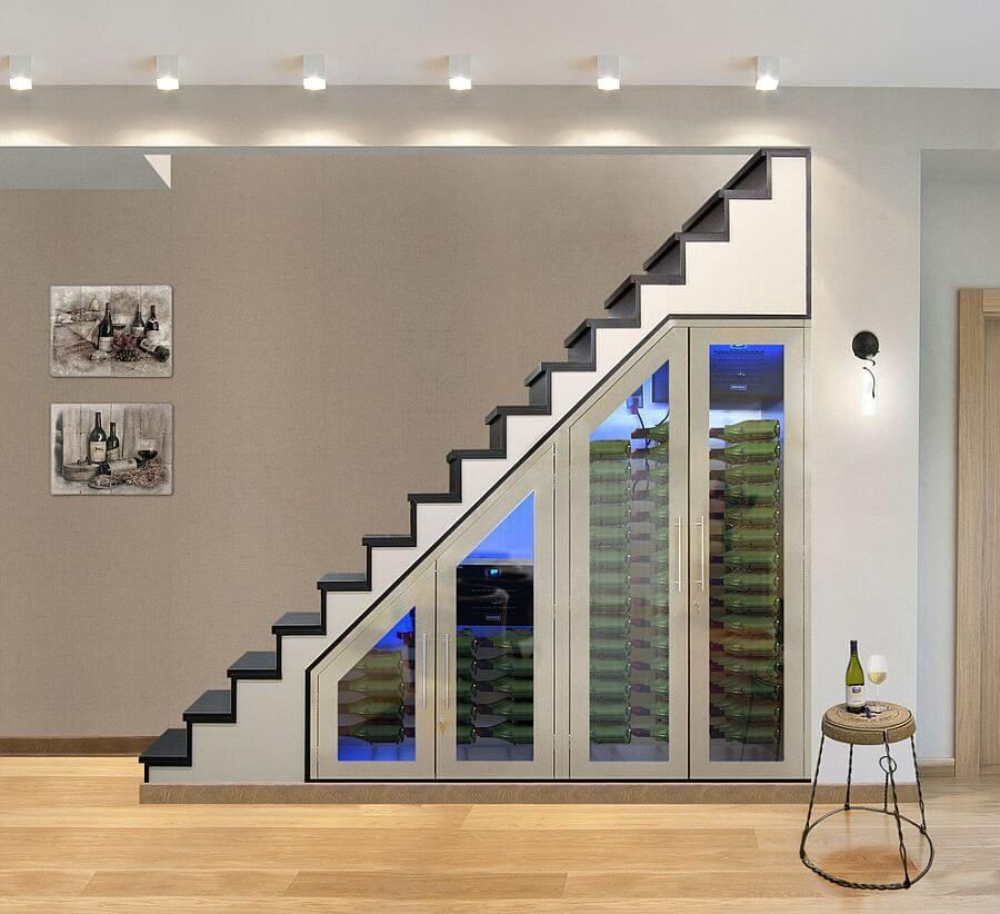 Under Stairs Cupboard Ideas For Making Small Spaces Of Your House