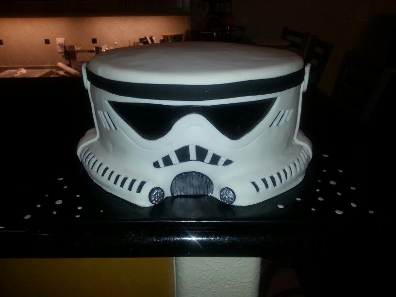 Stormtroopers cake