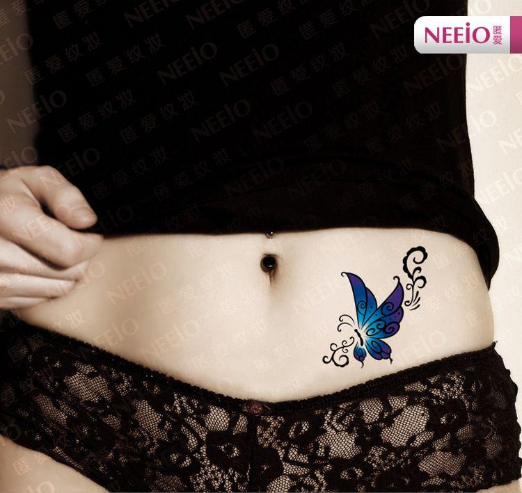 image Chica sexy con tattoos movimientos sexys 2