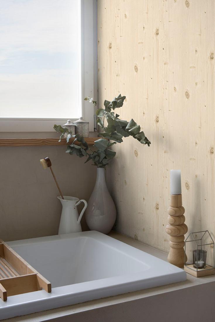 Kleines Bad Planen Tipps Und Ideen Um Kleine Badezimmer Gross Rauszubringen In 2020 Mit Bildern Badezimmer Kleine Badezimmer Holzwand Bad