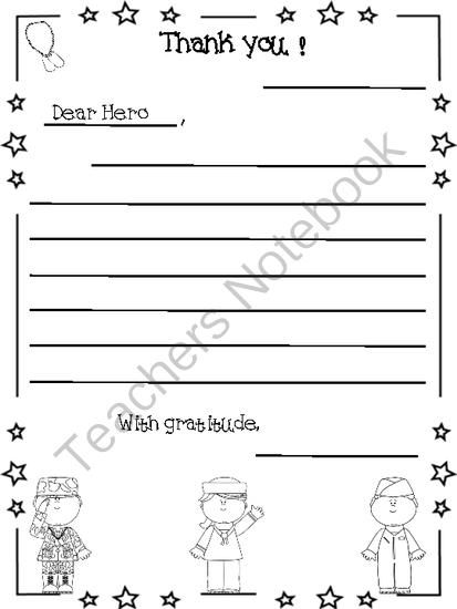 letter to a heroe veterans day from mrs okraska 39 s enchanting resources on teachersnotebook. Black Bedroom Furniture Sets. Home Design Ideas
