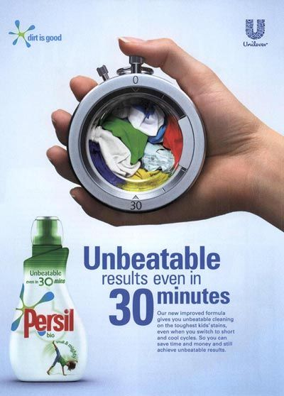 Persil Laundry Detergent Ad Laundry Detergent Ads Laundry