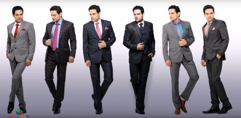 Different styles of #Suits are available on #Naswiz. Don't get ...