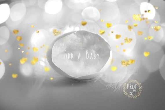 JUST HATCHED! :) 3 version of Egg shell on festive bokeh background <3  Christmas - New Year newborn photography  HOW TO EDIT video: /Copy and paste to your browser/  https://youtu.be/dhNWtAxsVFk  Adorable egg shell background, perfect for newborn composites. Digital Newborn / Children Photography Prop   *** INSTANT DOWNLOAD ***  THIS IS A DIGITAL PURCHASE. NO PHYSICAL ITEM WILL BE SHIPPED.  YOUR DOWNLOAD will be:  3 x Full frame digital prop JPEG, 5467 px X 3643 px  Will work with any layer…