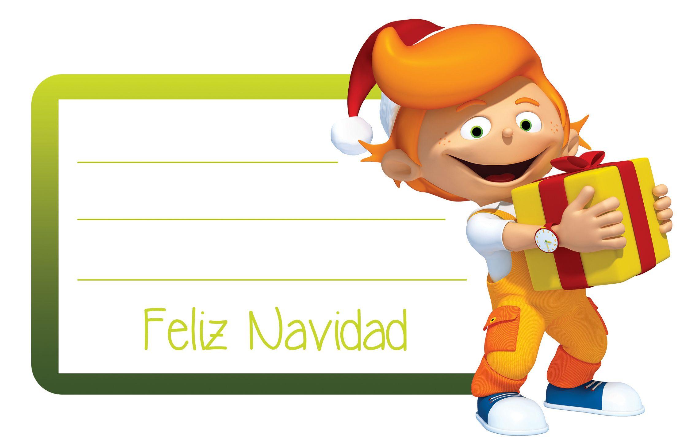 ¿Te gustan las etiquetas Gombby Navidad? :) Feliz Navidad!