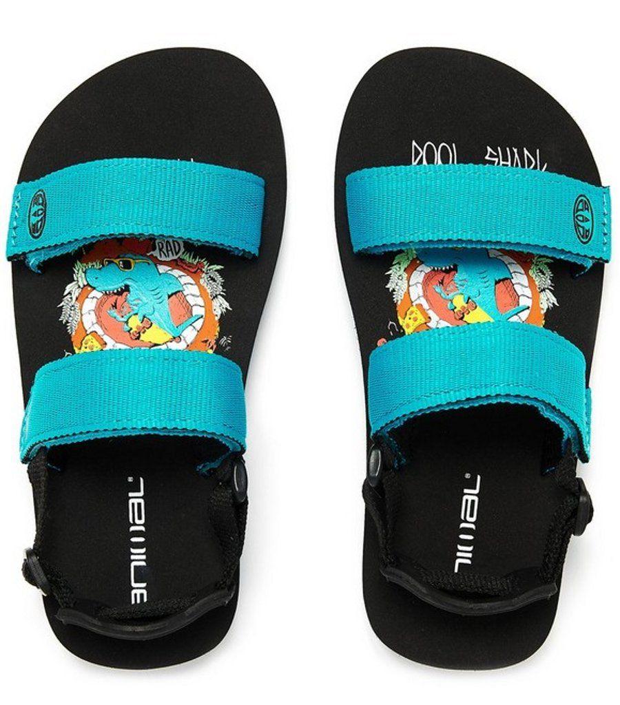 Kids Girls Boys Sandals Beach Holiday Mules Clogs Summer