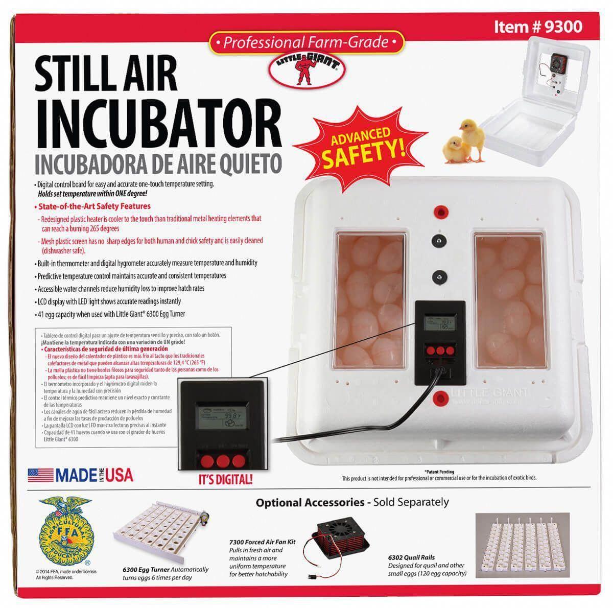 Still Air Egg Incubator hatchingeggs Egg incubator