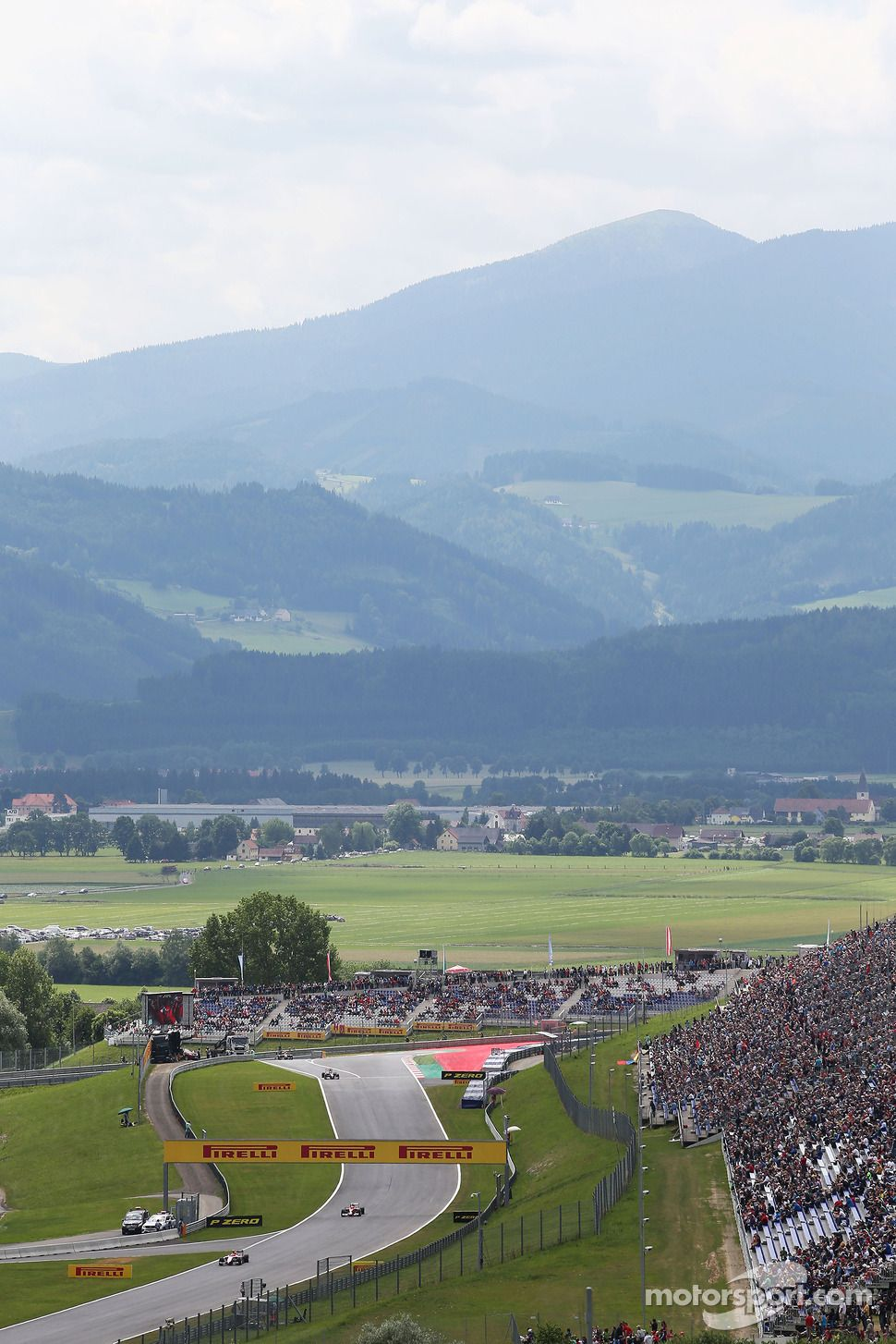 More The Scenic Red Bull Ring Formule 1 Circuit