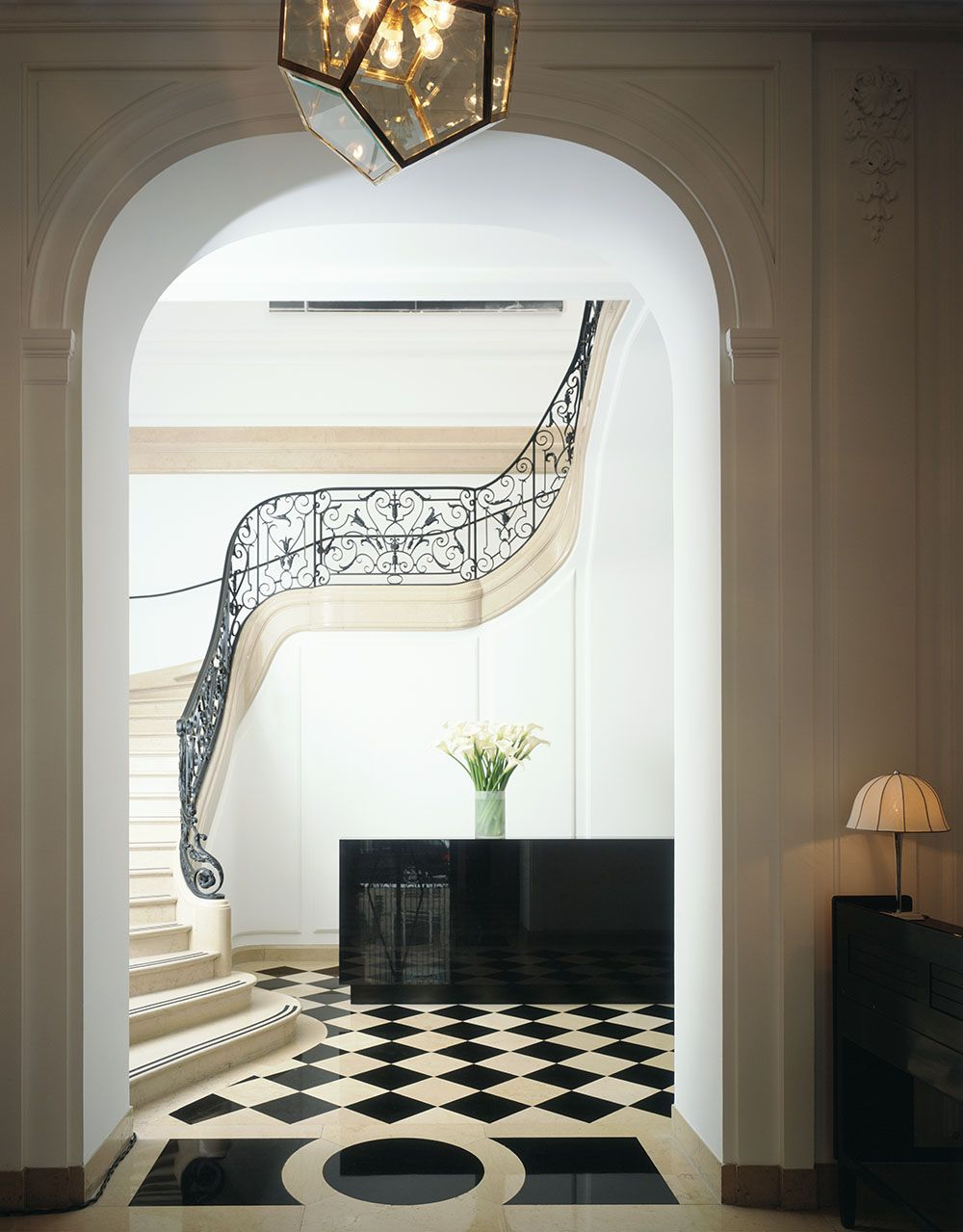 Home interior stairs neue galerie new york  stairs  pinterest  home interior and house