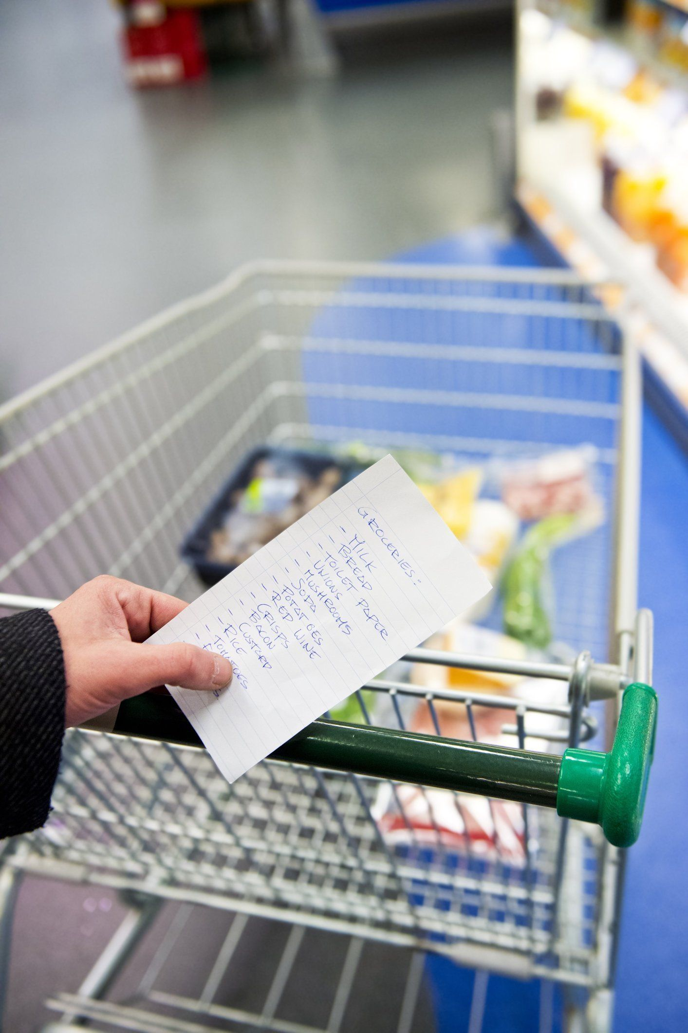 5 Things to Double-Check Before You Go to the Grocery Store Today... For before any dinner party