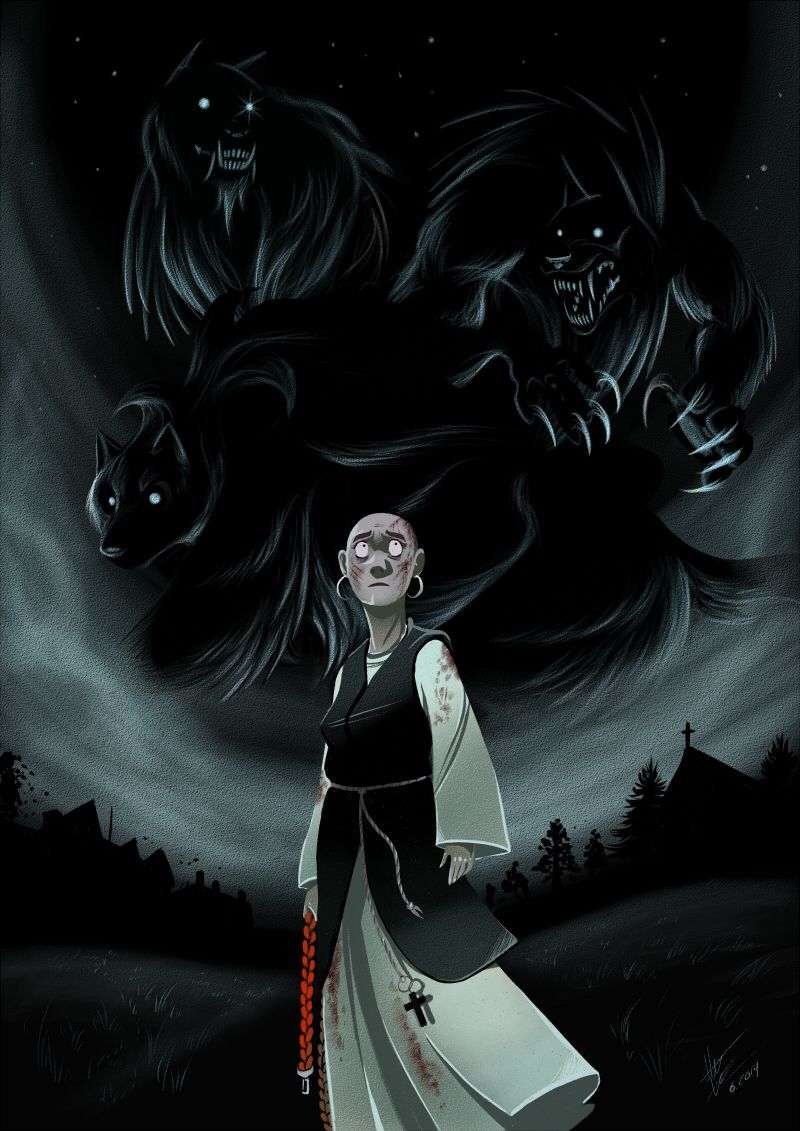 Xue!!!The Night is Aware by Hukkanaama.deviantart.com on @DeviantArt