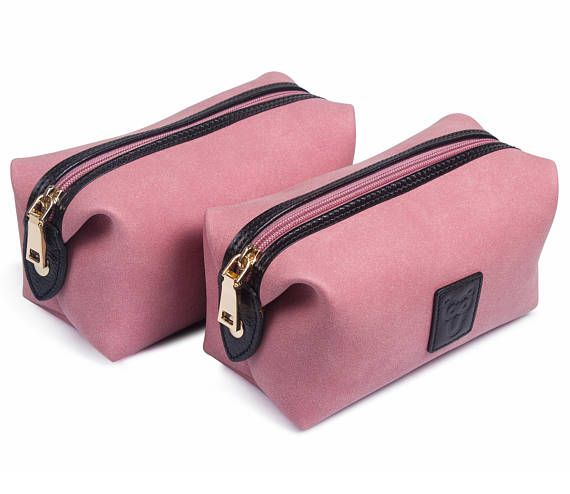79a513d5a9 Women Makeup Bag Leather Girly Cosmetic Bag Toiletry Bag Travel Make up  Organizer Shaving Kit Dopp K