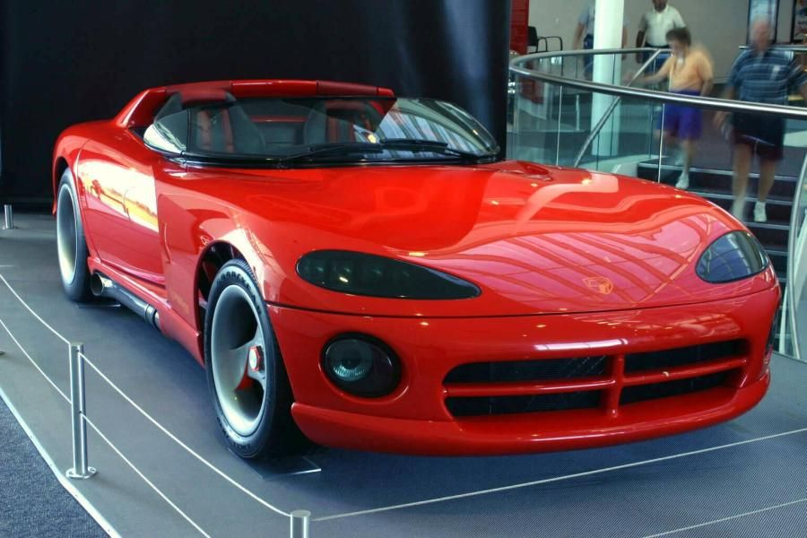 1989 Dodge Viper Concept Dodge Viper Chrysler Cars Dodge