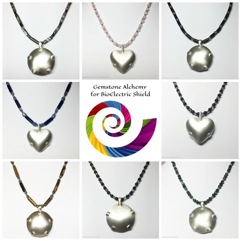 Beaded chains to wear with a bioshield energy protection pendant beaded chains to wear with a bioshield energy protection pendant your own pendant or aloadofball Choice Image