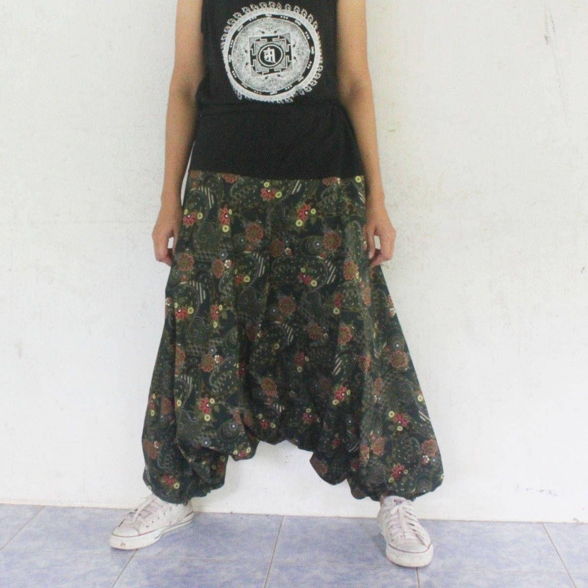 4629feb12d Unisex harem pants Thai batik , harem pants , size S-XL,unisex pants ,boho,hippie,spa,yoga by meatballtheory on Etsy