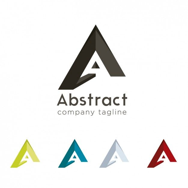 Logo Free Design A Abstract Logo Design Vector Free Download - Free modern logo templates