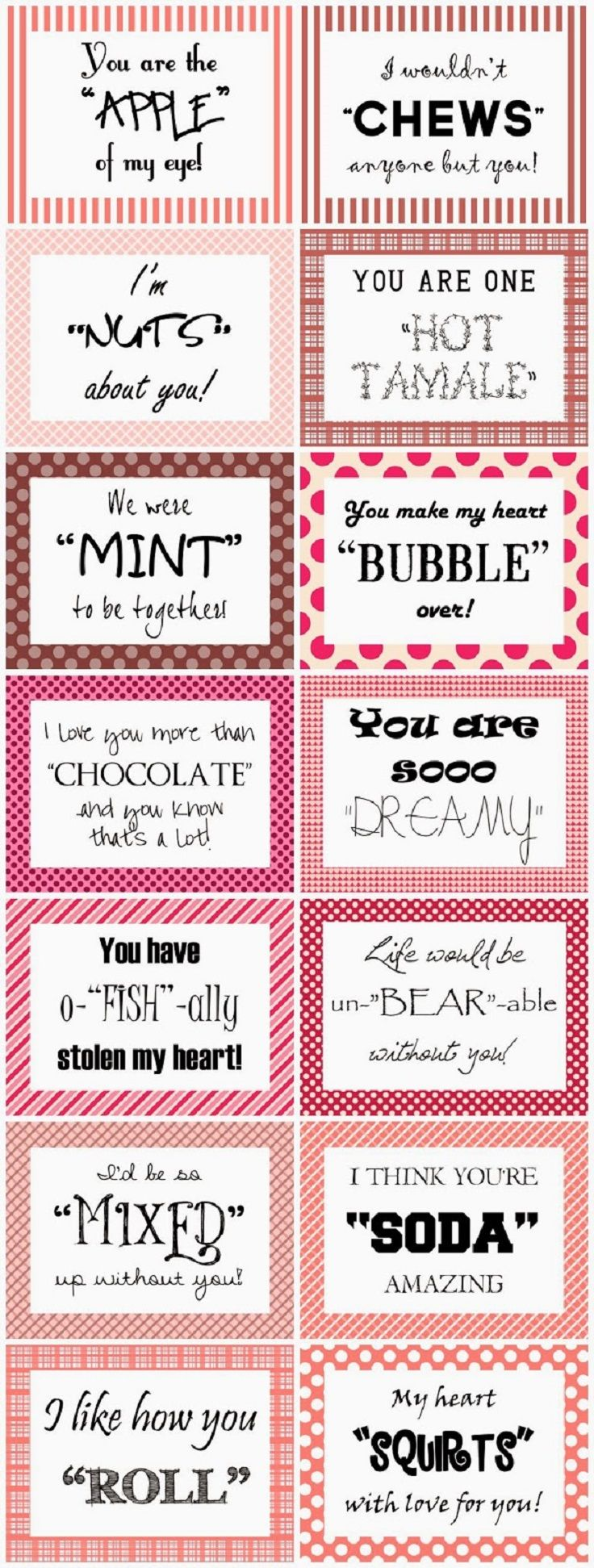 Cute and Funny Valentine's Day Card Ideas - 14 ...