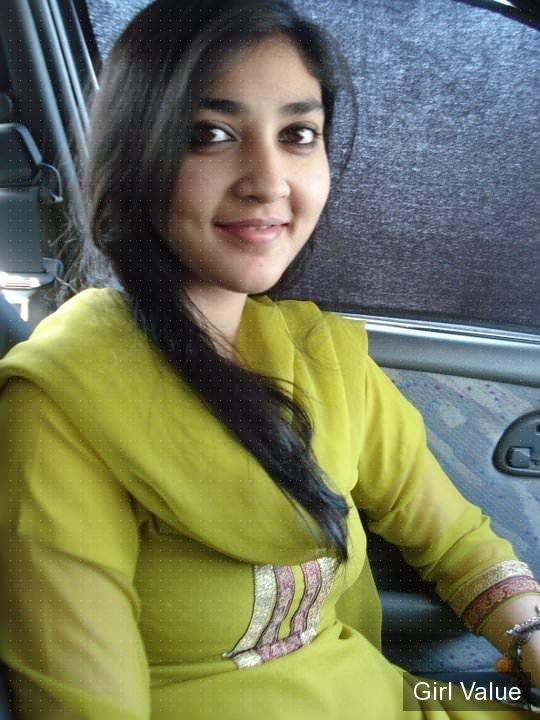 pakistani desi cute girl in green salwar