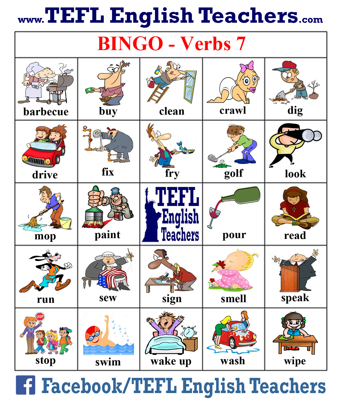 Tefl English Teachers