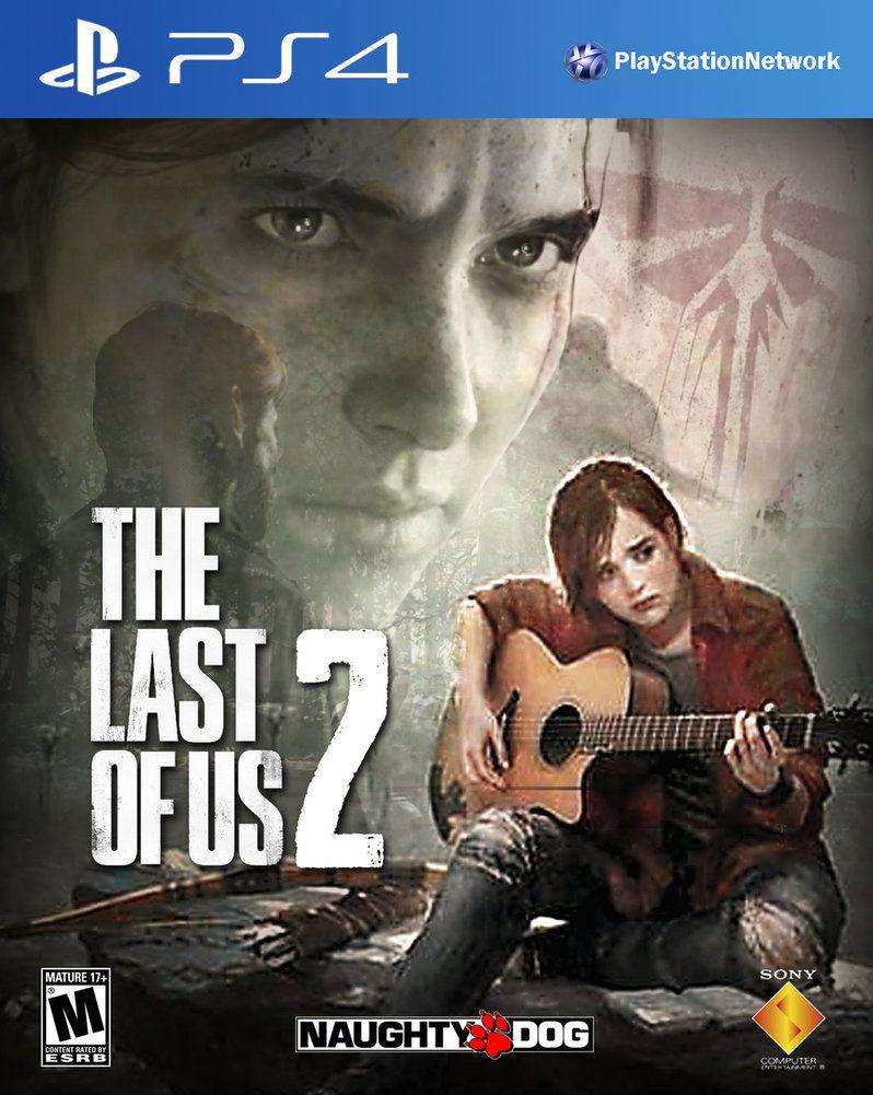 Znalezione Obrazy Dla Zapytania The Last Of Us 2 Ps4 Gry