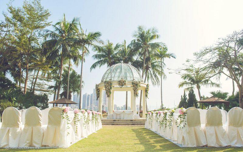 17 Outdoor Garden Venues In Hong Kong Wedding Altars