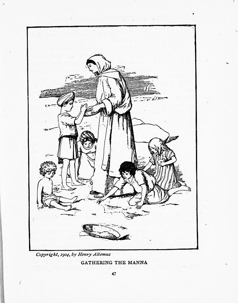 Bible coloring pages public domain