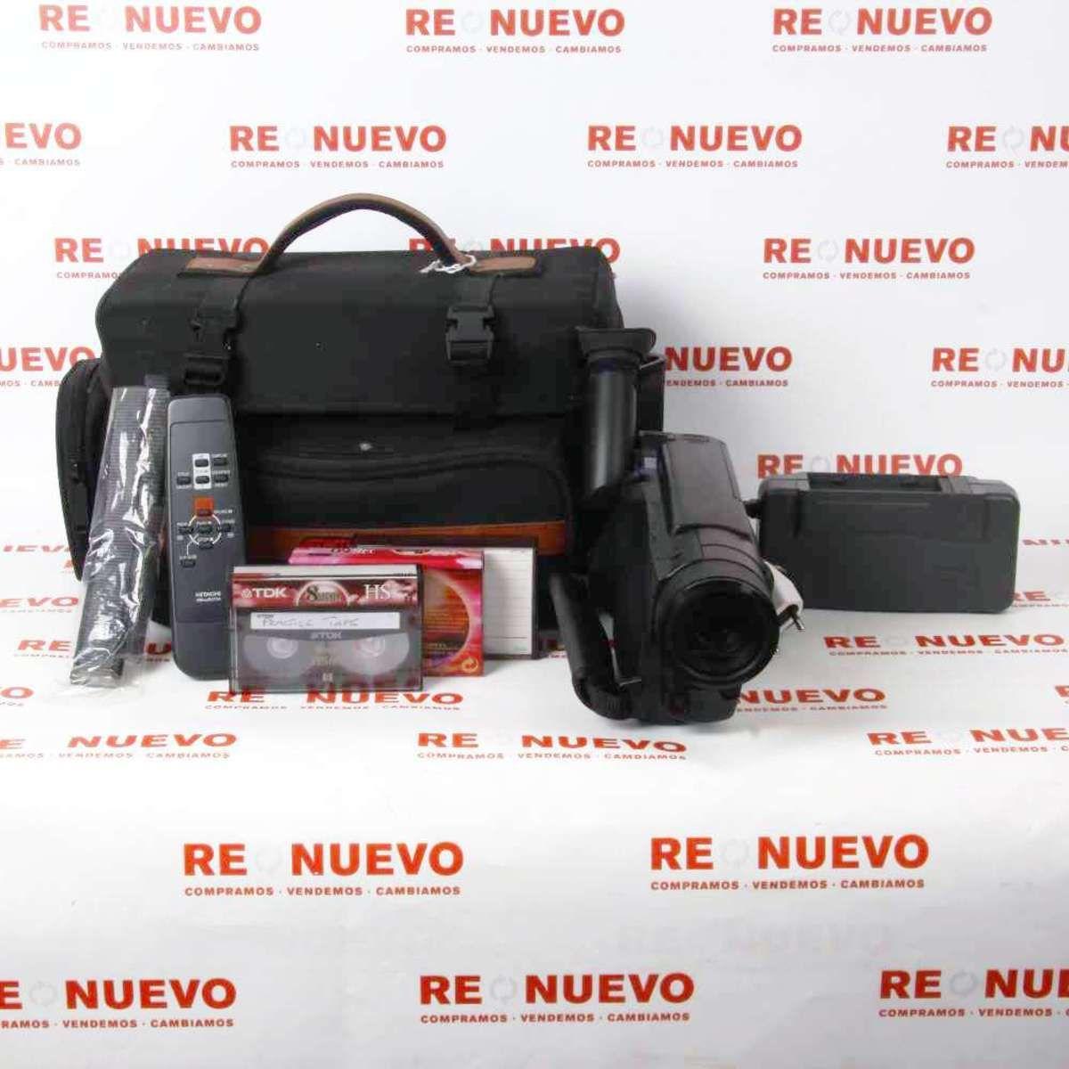 Videocamara De 8 Mm Hitachi Vm E340e E268850 Videocamara De