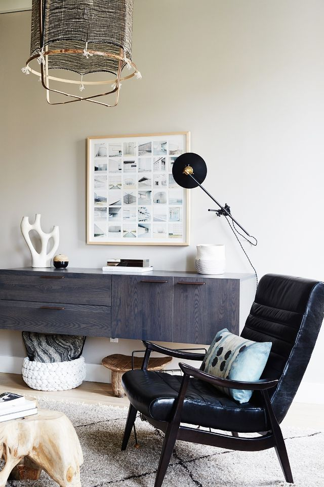 Interior designer sheena murphy balances modern style with lifestyle also rh in pinterest