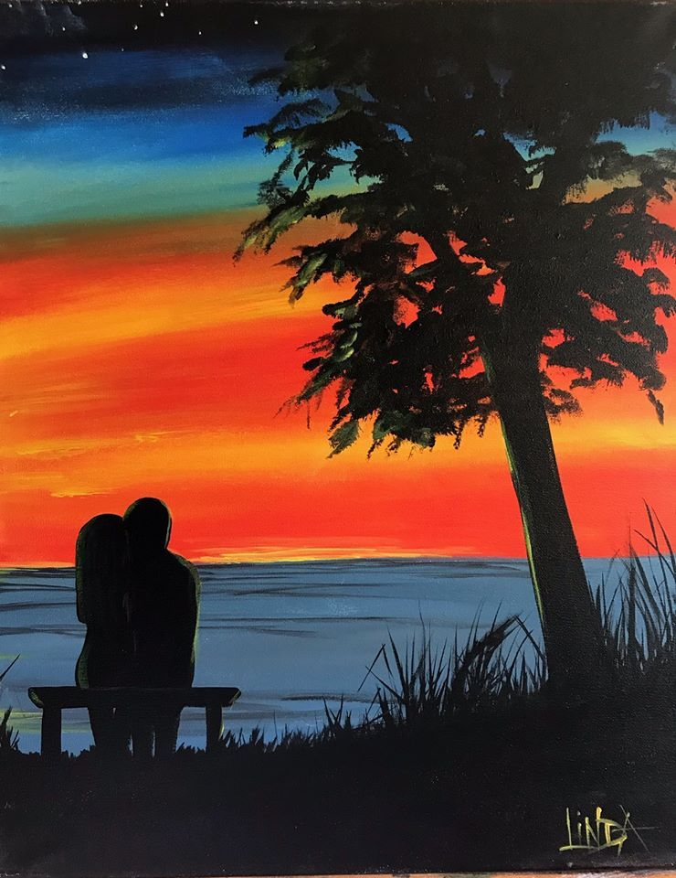 15++ Romantic sunset info
