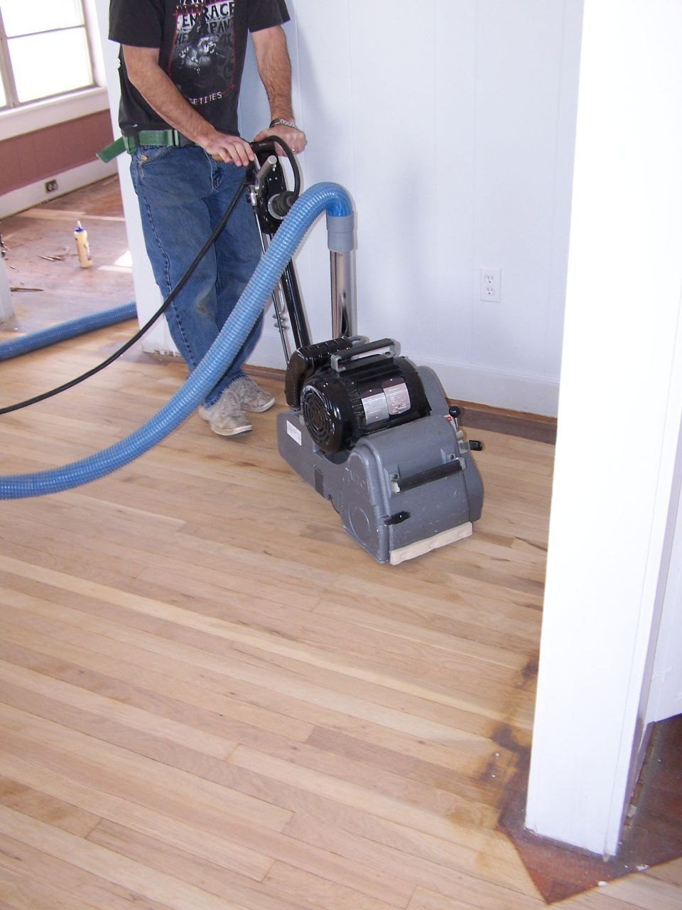 Best Machine For Sanding Hardwood Floors Hardwood Floor Sander