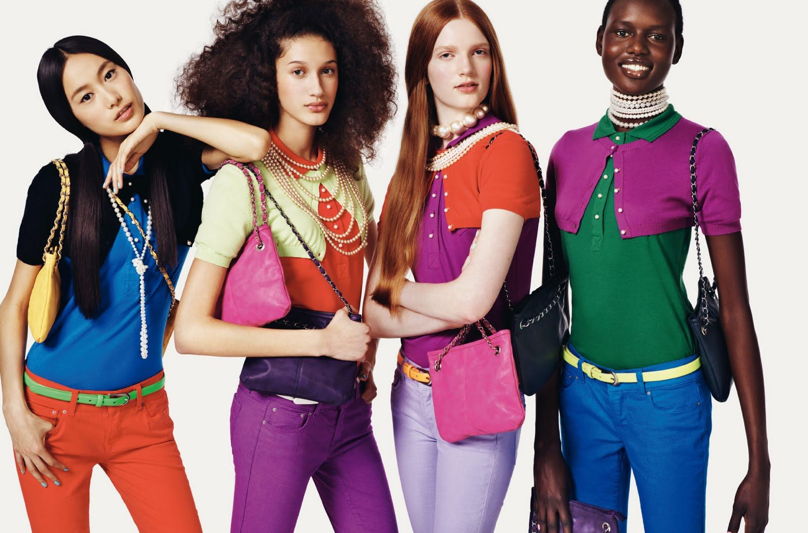 7be84226bb5 United Colors of Benetton ad: because I was always wearing their ...