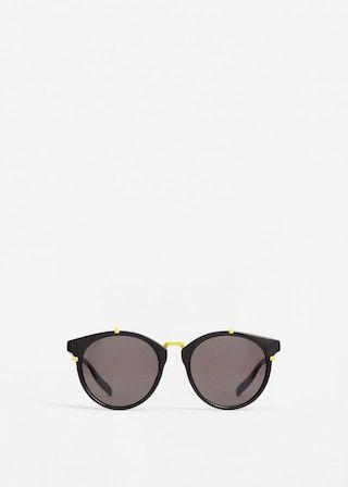 28aa57bf13 Gafas de sol apliques metálicos - Hombre | Pinterest | Gafas de sol ...
