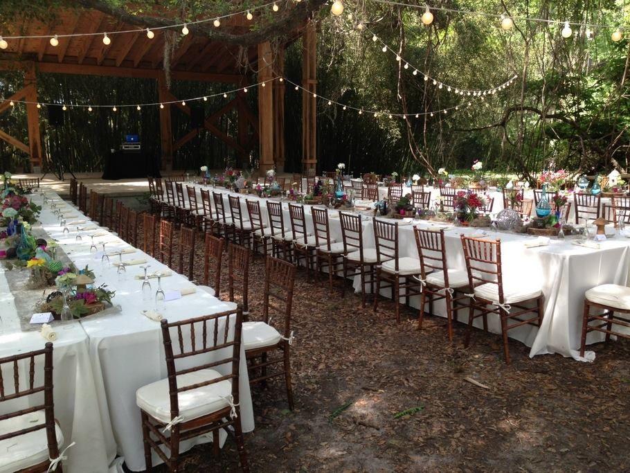 Mid Summer Nightu0027s Dream Wedding In The Gardens