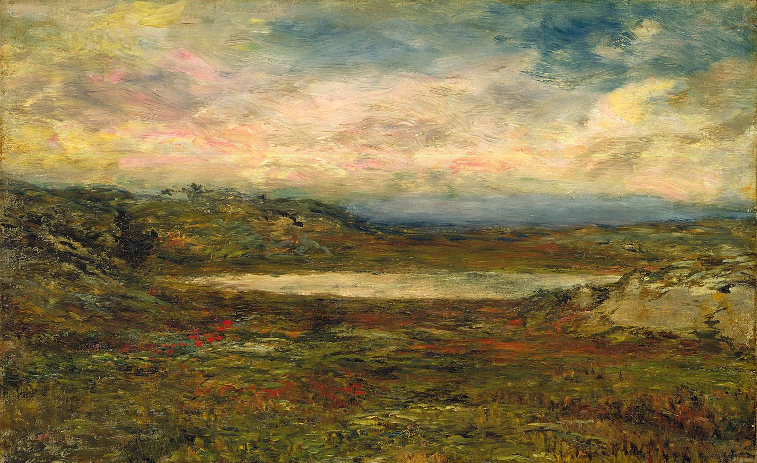 """wild Coast Newport "" Homer Dodge Martin Ca. 1885-1895"