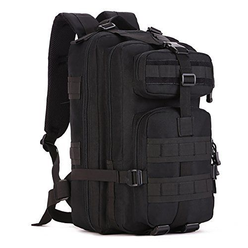 8e05df9820 30L Tactical Assault Pack Waterproof Backpack Army Molle Bug Out Bag  Rucksacks 30L Tactical Assault Pack Waterproof Backpack Army Molle Bug Out  Bag ...