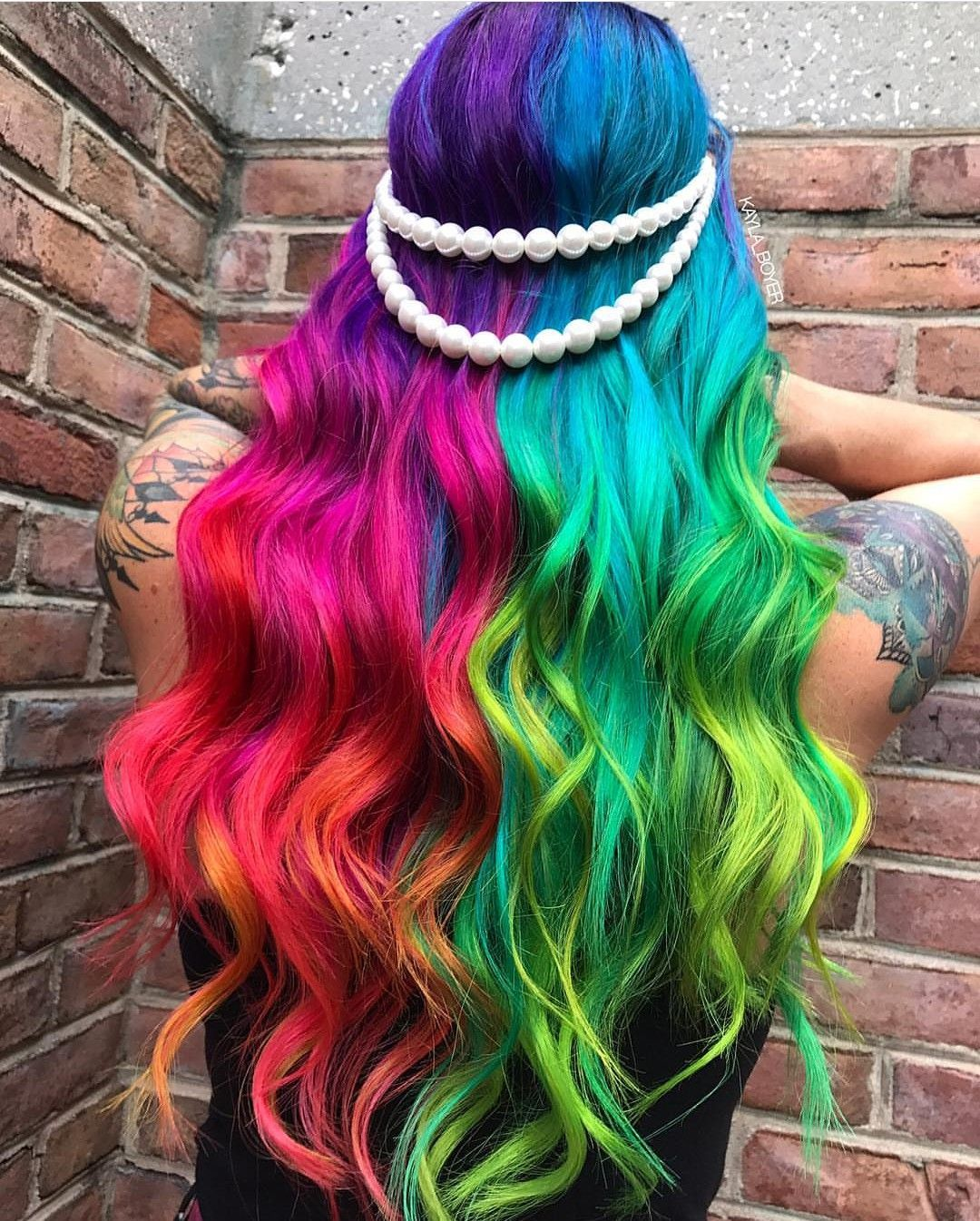52 Ombre Rainbow Hair Colors To Try 2: Hair Styles, Girl Hair Colors