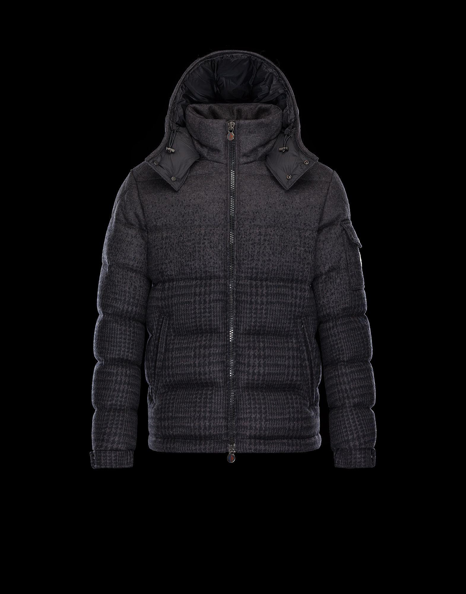 7b663192d593 Shop MONTGENEVRE in Men - Moncler Online Store   jackets   coats ...