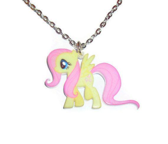 Fluttershy necklace my little pony friendship is magic laser cut fluttershy necklace my little pony friendship is magic laser cut pendant aloadofball Gallery