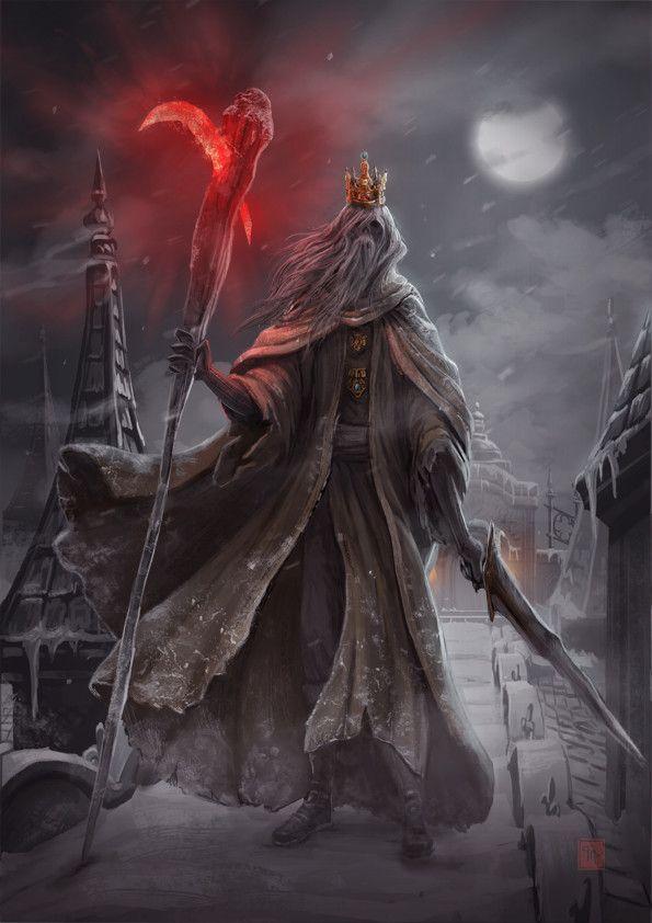 Martyr Fantasy Art