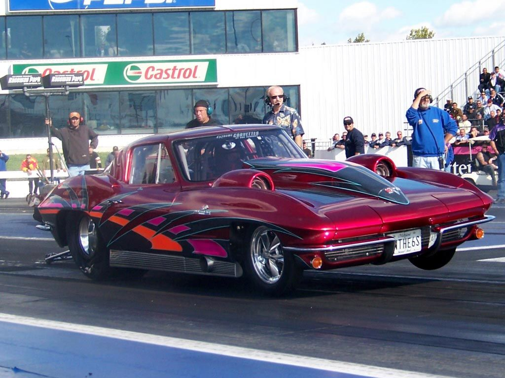 drag cars | Corvettes on eBay: The World\'s Fastest Street Legal Drag ...