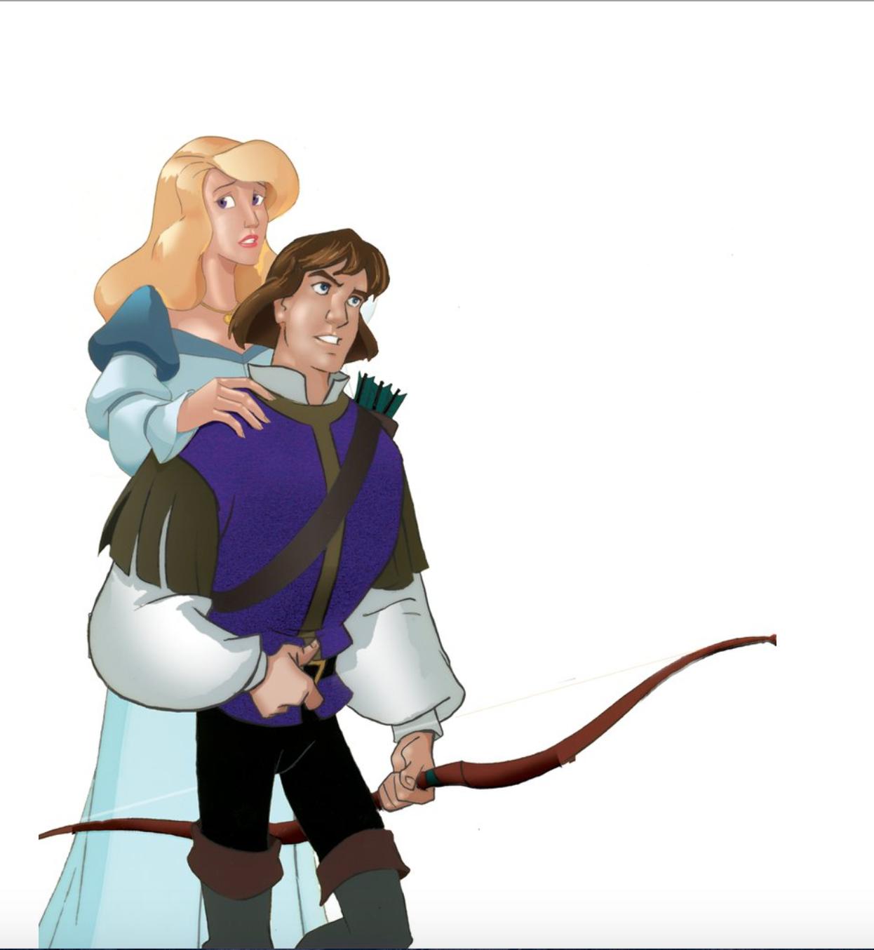 Prince Derek Protecting Odette Swan Princess Disney Princess Pictures Non Disney Princesses