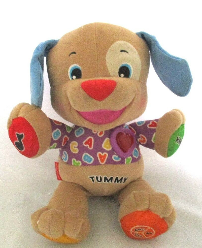 Fisher Price Plush Interactive Dog Toy In 2019 Interactive Dog