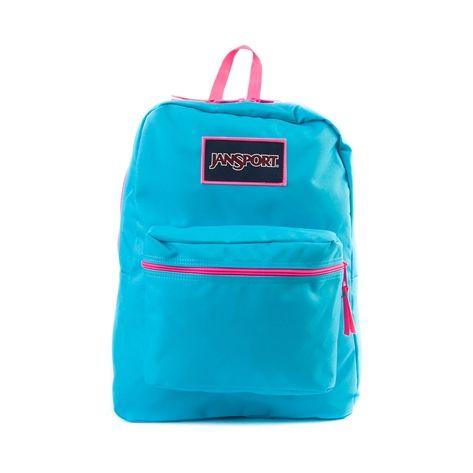 JanSport Overexposed Backpack in Black Pink | Backpacks ...