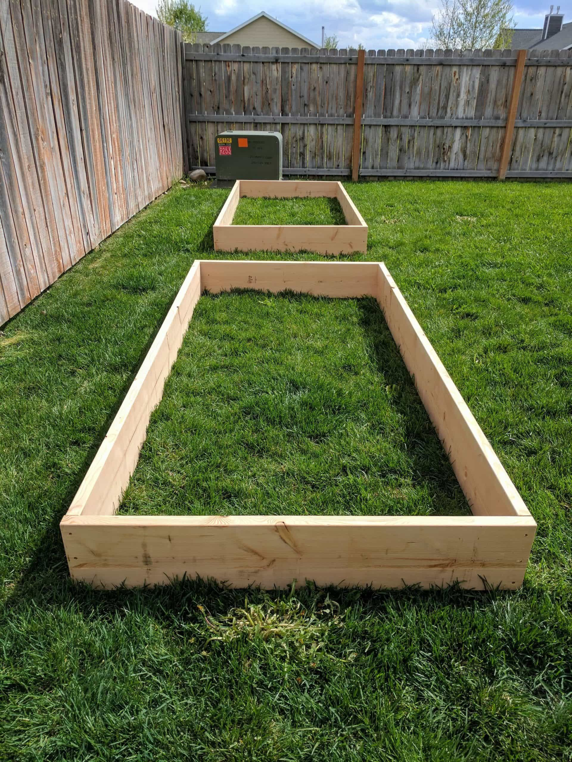Photo of How To Build Raised Garden Beds | An Easy DIY Design
