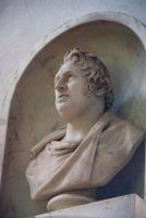 Bust of Fuller by Sir Francis Leggatt Chantrey in St Thomas a Beckett Church, Brightling