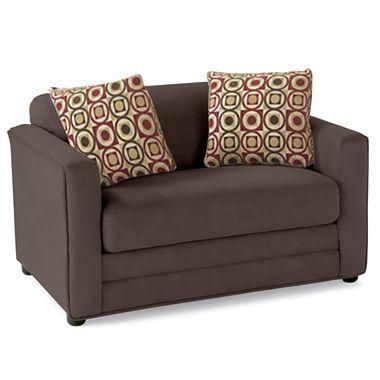 $550 Weekender Twin Sleeper Chair   Jcpenney